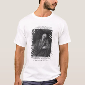 Portrait of Frederick North, Earl of Guildford T-Shirt