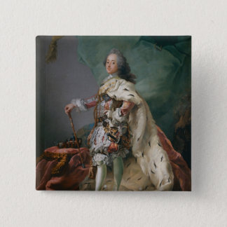 Portrait of Frederick V, 1749 Pinback Button