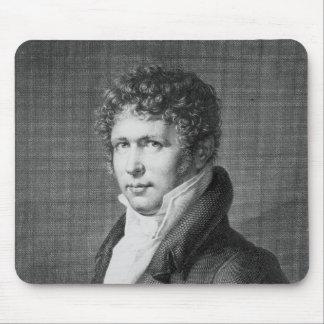 Portrait of Friedrich Heinrich Alexander Mouse Pad