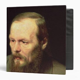 Portrait of Fyodor Dostoyevsky  1872 Binder