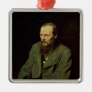 Portrait of Fyodor Dostoyevsky  1872 Ornament