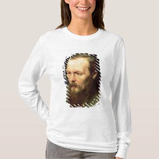 Portrait of Fyodor Dostoyevsky  1872 T-Shirt
