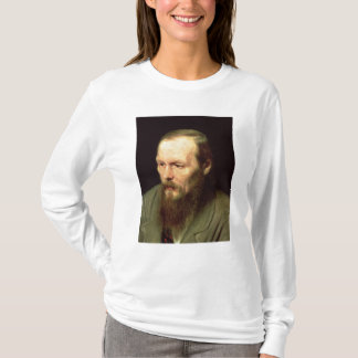 Portrait of Fyodor Dostoyevsky  1872 T-Shirt
