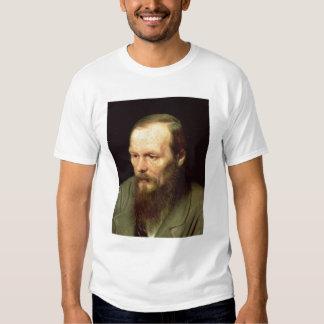 Portrait of Fyodor Dostoyevsky  1872 Tee Shirts