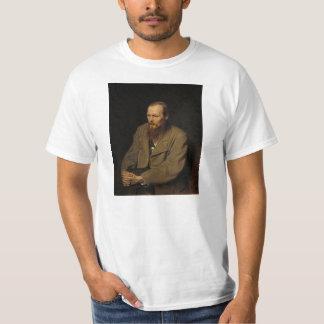Portrait of Fyodor Dostoyevsky by Vasily Perov T-Shirt