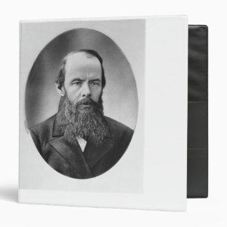Portrait of Fyodor Mikhailovich Dostoyevsky Binder