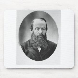 Portrait of Fyodor Mikhailovich Dostoyevsky Mouse Pad