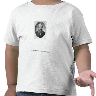 Portrait of Fyodor Mikhailovich Dostoyevsky T Shirt