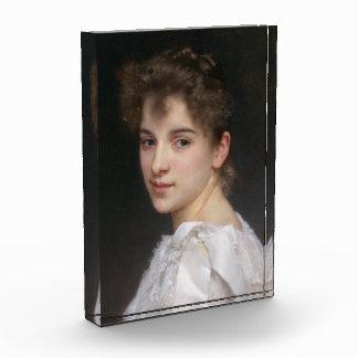 Portrait of Gabrielle Cot by William Bouguereau Award