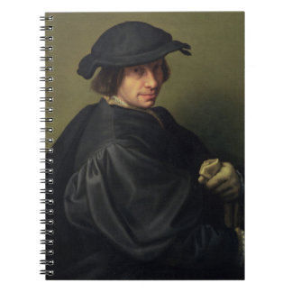 Portrait of Galeazzo Campi (1475-1536) the Artist' Notebook