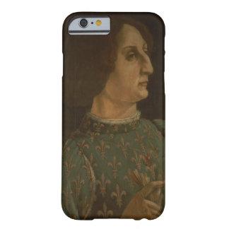 Portrait of Galeazzo Mario Sforza (1444-76) c.1471 Barely There iPhone 6 Case