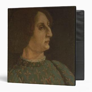 Portrait of Galeazzo Mario Sforza (1444-76) c.1471 Binder