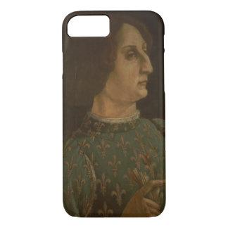 Portrait of Galeazzo Mario Sforza (1444-76) c.1471 iPhone 8/7 Case