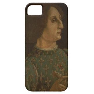 Portrait of Galeazzo Mario Sforza (1444-76) c.1471 iPhone SE/5/5s Case