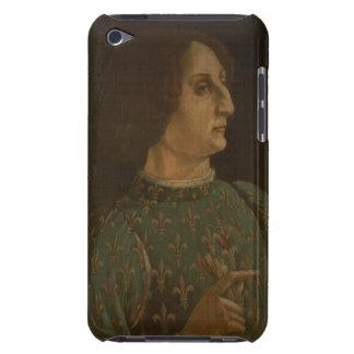 Portrait of Galeazzo Mario Sforza (1444-76) c.1471 iPod Touch Case-Mate Case