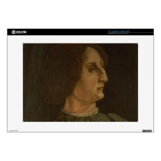"Portrait of Galeazzo Mario Sforza (1444-76) c.1471 Skins For 15"" Laptops"