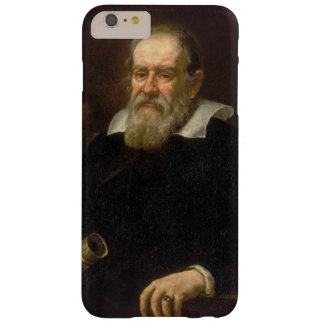 Portrait of Galileo Galilei by Justus Sustermans Barely There iPhone 6 Plus Case