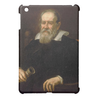 Portrait of Galileo Galilei by Justus Sustermans Cover For The iPad Mini