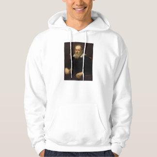 Portrait of Galileo Galilei by Justus Sustermans Hoodie