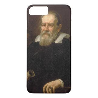 Portrait of Galileo Galilei by Justus Sustermans iPhone 7 Plus Case