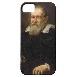 Portrait of Galileo Galilei by Justus Sustermans iPhone SE/5/5s Case