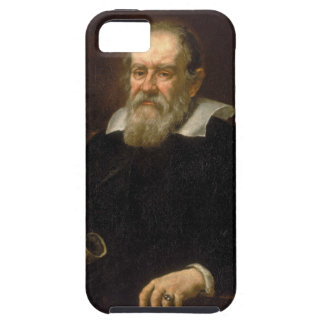Portrait of Galileo Galilei by Justus Sustermans iPhone SE/5/5s Case