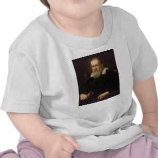 Portrait of Galileo Galilei by Justus Sustermans T Shirts