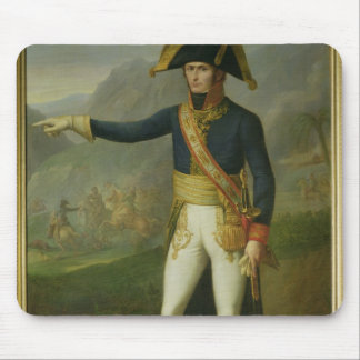 Portrait of General Charles Victor Mouse Pad
