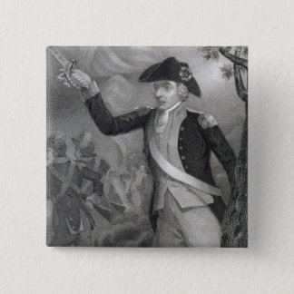 Portrait of General Francis Marion at the Battle o Button
