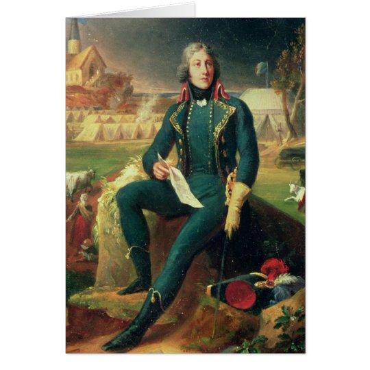 Portrait of General Louis-Lazare Hoche Card