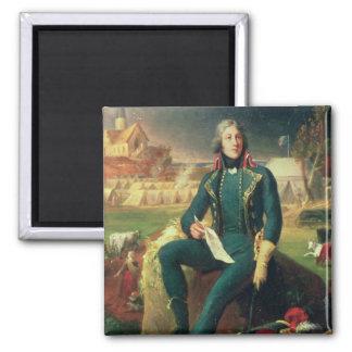 Portrait of General Louis-Lazare Hoche Magnet