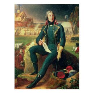 Portrait of General Louis-Lazare Hoche Post Card