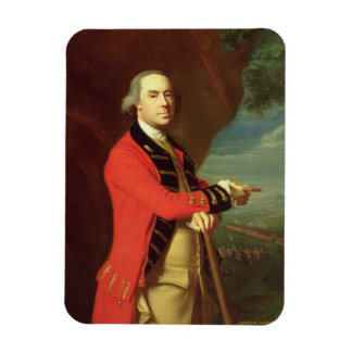 Portrait of General Thomas Gage, c.1768 (oil on ca Magnet