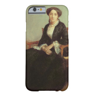 Portrait of Genevieve Celine, 1850 (oil on canvas) Barely There iPhone 6 Case