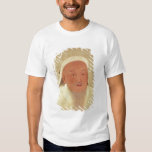 Portrait of Genghis Khan , Mongol Khan Tshirt