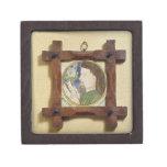 Portrait of Geoffrey Chaucer (c.1340-1400) (cerami Premium Trinket Box
