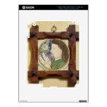 Portrait of Geoffrey Chaucer (c.1340-1400) (cerami Skins For iPad 3