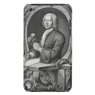 Portrait of Georg Dionysius Ehret (1710-70) engrav iPod Touch Covers