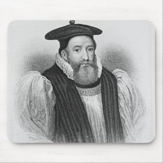Portrait of George Abbot  Archbishop of Mouse Pad