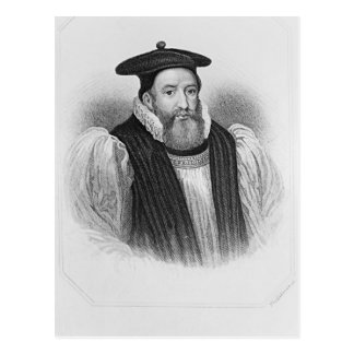 Portrait of George Abbot  Archbishop of Post Cards