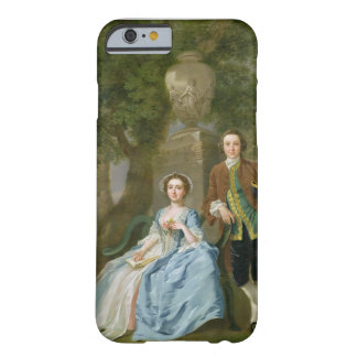Portrait of George and Margaret Rogers, c.1748-50 Barely There iPhone 6 Case