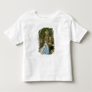 Portrait of George and Margaret Rogers, c.1748-50 T Shirt
