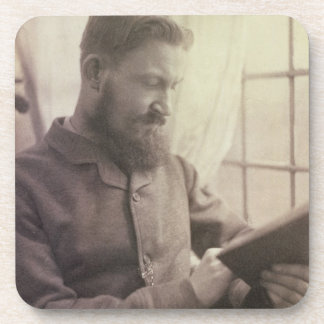 Portrait of George Bernard Shaw (1856-1950) as a Y Coaster