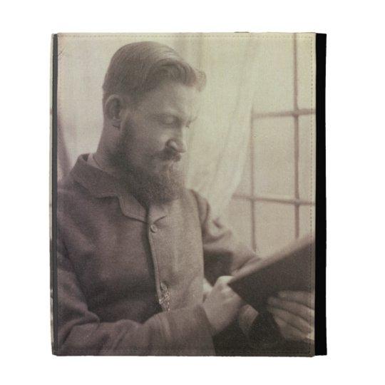 Portrait of George Bernard Shaw (1856-1950) as a Y iPad Cases