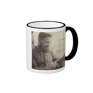 Portrait of George Bernard Shaw (1856-1950) as a Y Coffee Mug