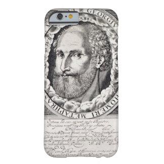 Portrait of George Chapman (c.1559-1634) c.1609-10 iPhone 6 Case