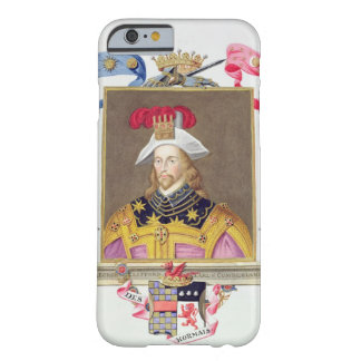 Portrait of George Clifford (1558-1605) 3rd Earl o Barely There iPhone 6 Case
