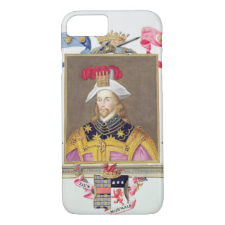 Portrait of George Clifford (1558-1605) 3rd Earl o iPhone 8/7 Case