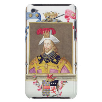 Portrait of George Clifford (1558-1605) 3rd Earl o iPod Touch Case-Mate Case