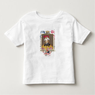 Portrait of George Clifford (1558-1605) 3rd Earl o Toddler T-shirt